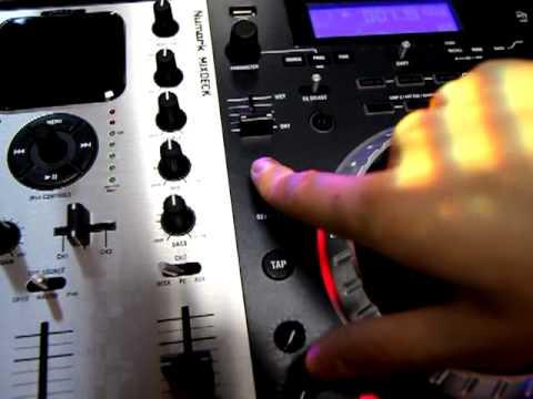 Numark MixDeck - обзор, тест от DJ-дуэта Пиратское Радио