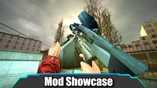 These Are The Most Realistic HL2 Weapons Ever!   Garry's Mod   Mod Showcase