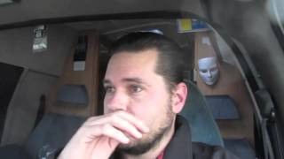 Van Life: First Scary Moment In The Van