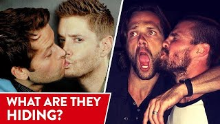 Supernatural: The Real-Life Partners Revealed | ?OSSA