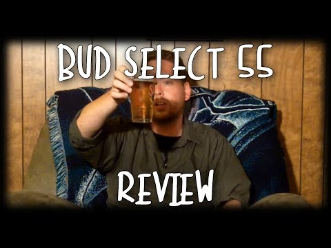 Beer Review - Bud Select 55