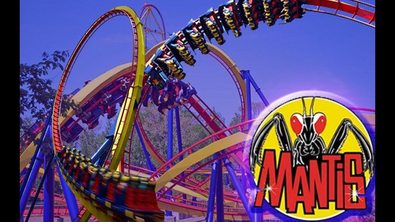 Mantis Cedar Point POV YouTube