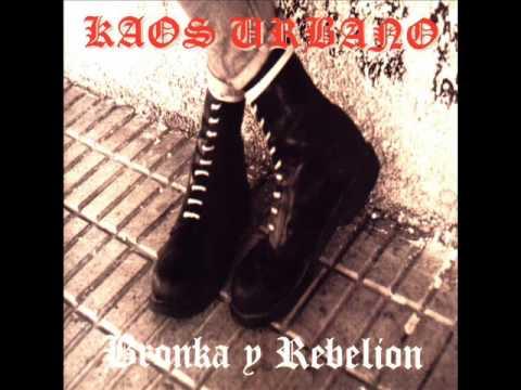 Kaos Urbano - Skinhead (30 años)