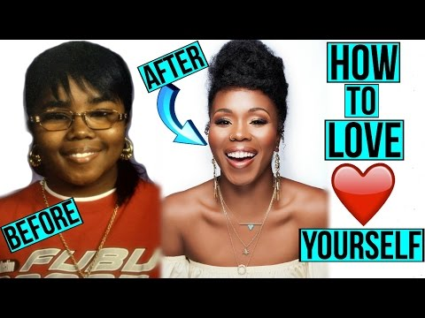 HOW TO LOVE YOURSELF & Build Self Esteem   MY GLO UP TIPS FROM START TO FINISH