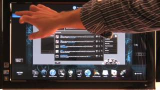 HP TouchSmart 600 with Windows 7 - Review - HotHardware