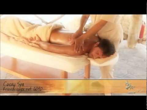 Video Spa Hotel Marina El Cid Puerto Morelos