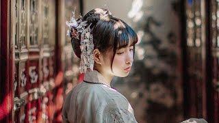 【Riri】Hướng Dẫn Làm Tóc Cổ Trang Trung Quốc (10)  【中长发的汉服发型教程】