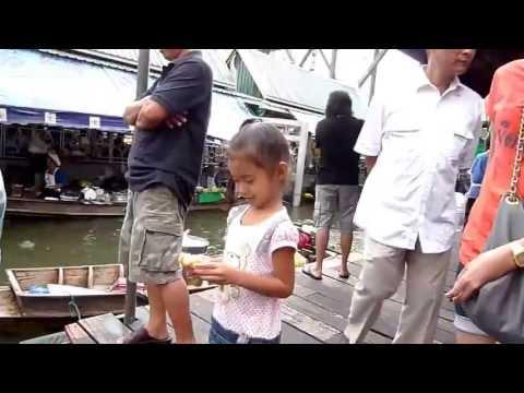 Crazy Fisches Floating Market Bangkok HD