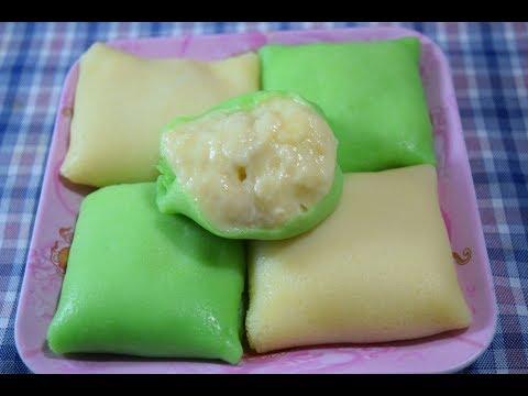 Pancake Durian Enak Juga Lembut Banyuwangi 2018