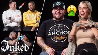 More Crazy Client Stories | Tattoo Artists React