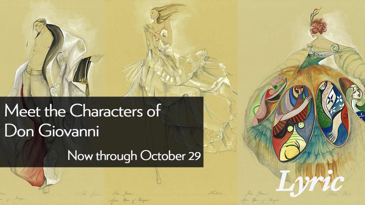 """an analysis of the character don giovanni In """"don giovanni"""" mozart gives us this one strong female character  a different  production, a different interpretation of the don's last supper."""