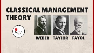 compare and contrast the management theories of frederick taylor and henri fayol Classical and neoclassical approaches of contributors such as frederick taylor henri fayol and max theorists of management 3 to compare and contrast.