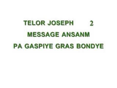 Telor Joseph video