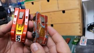 Matchbox Garage - Unboxing Video No 1