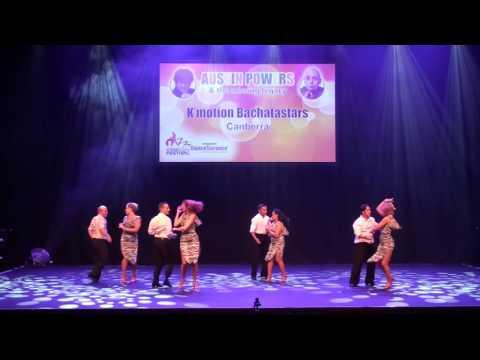 Sydney Latin Festival 2017 - K MOTION BACHATASTARS