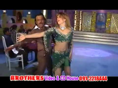 New Best Hot Sexy Dance Pashto Song Of 2011 Marhaba Sehar & Jahangir. video