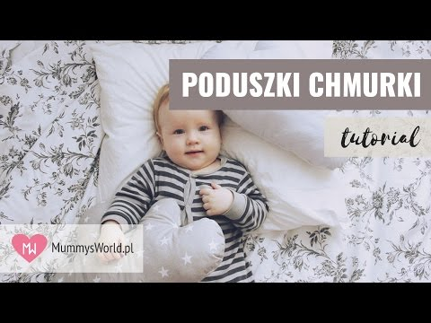 Jak Uszyć Poduszki Chmurki? ☁☁☁ | Mamy Szyją! | Mummys.World