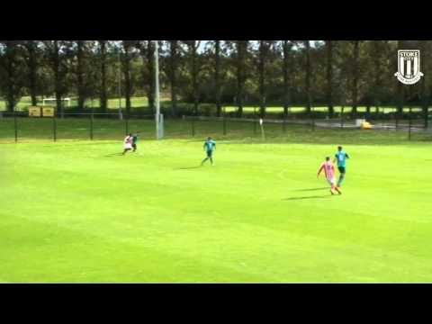 U18s: Stoke City 1 Blackburn Rovers 2 (04/10/14)