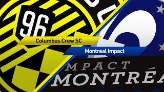 Highlights: Columbus Crew vs. Montreal Impact | June 24, 2017