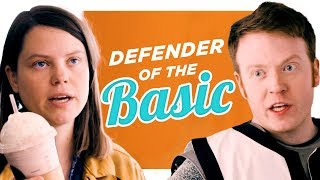 Defender of the Basic | Hardly Working
