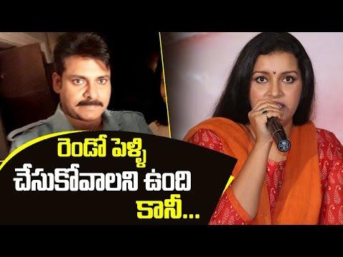 Renu Desay Reacts on Second Marriage   Latest Telugu Cinema Updates thumbnail