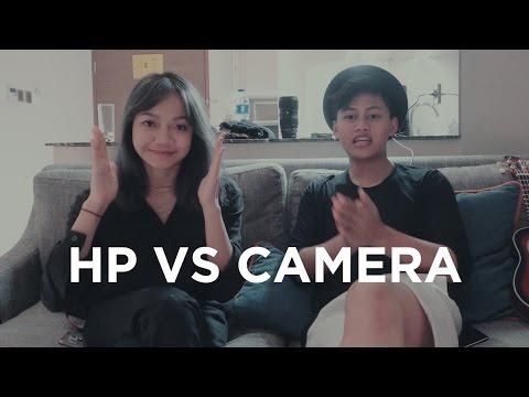 HP VS CAMERA