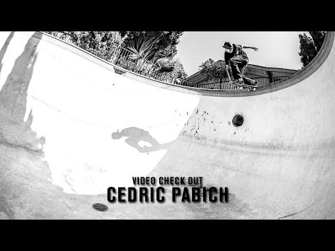 Video Check Out: Cedric Pabich