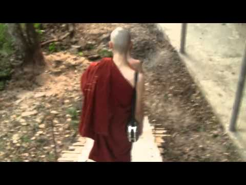 Sri Lanka Forest Monastery Meditation Centre Tour (updated) video