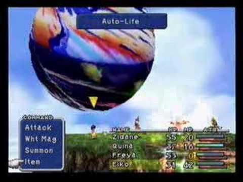 Low Level Final Fantasy IX: Part 28