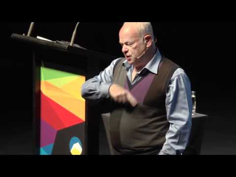 Martin Seligman at the Adelaide Festival Theatre