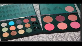 THE EASIEST WAY TO DEPOT MAC EYESHADOWS & BLUSHES