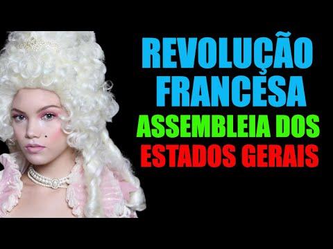 REVOLUÇÃO FRANCESA Antecedentes Estados Gerais Assembleia dos Notáveis Guerra dos Sete Anos #2