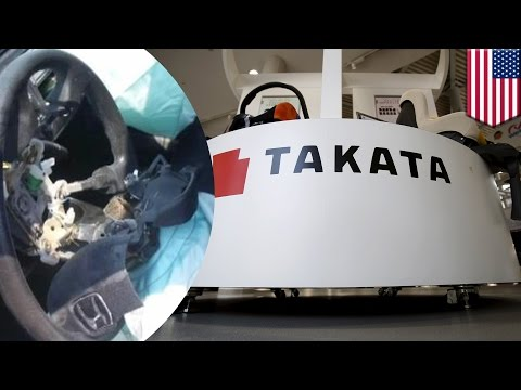 Airbag recall: Takata admits airbag defects, recalls 34 million cars in US - TomoNews
