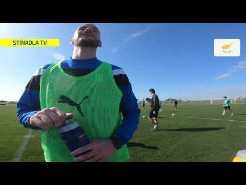 GoPro | Matěj Radosta při tréninku (23.1.2020)
