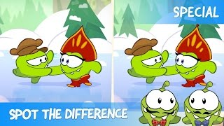 Spot the Difference Ep. 19 - Om Nom Stories: At The Fair