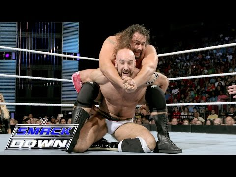 Cesaro vs. Rusev - United States Championship Match: SmackDown, June 30, 2016