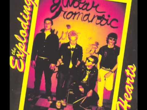 Exploding Hearts - Sleeping Aides And Razorblades