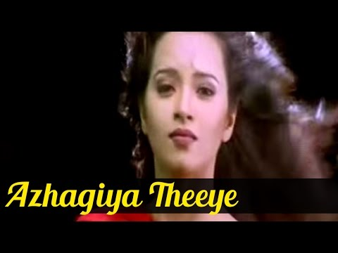 Azhagiya Theeye | Tamil Romantic Song From Minnale video