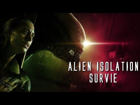 Alien Isolation: en survie sur Rupture