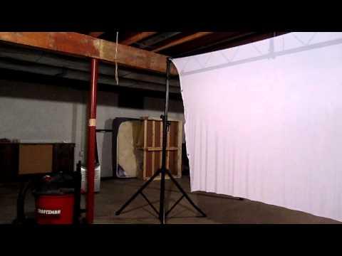 DIY Custom DJ LED TV Truss Mount