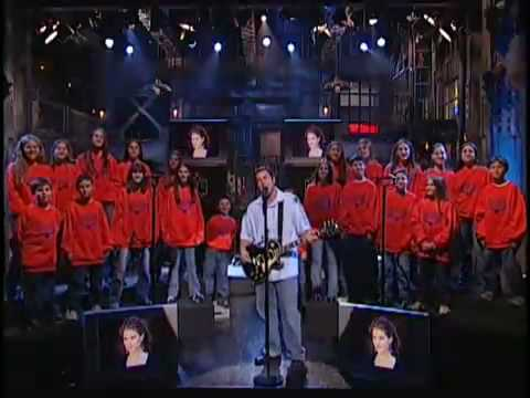 ADAM SANDLER - CHANUKAH (HANUKKAH) SONG [PART 3]
