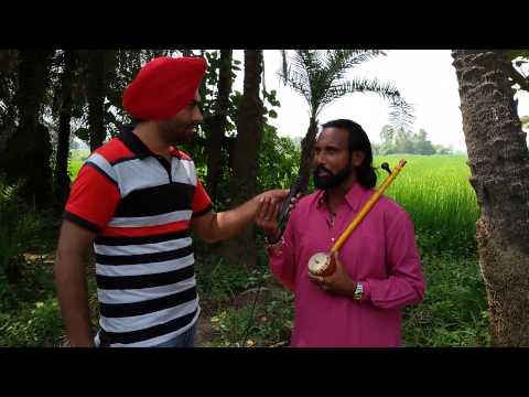 Interview ( MULAKAAT) & songs with Punjabi singer sodhi chamkara Host Amardeep Singhpuria 2015