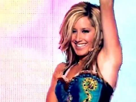 Ashley Tisdale - Be Good To Me [HSM Tour Venue]