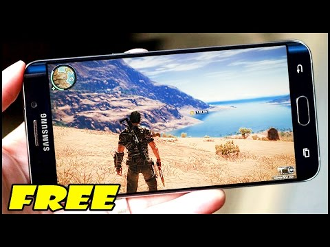 Top 5 Best New Open World Games  High Graphics  for Android/iOS in 2016/2017 || Gamerzed Tv
