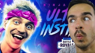 REAKTION AUF NINJAS BESTE FORTNITE RUNDE ?! 🔥🔥🔥