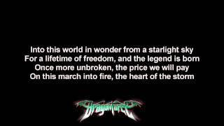 Watch Dragonforce Heart Of The Storm video