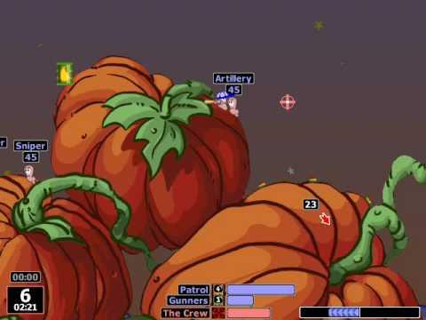 Let's Walkthrough Worms Armageddon [Mission 1]