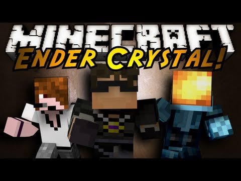 Minecraft: Ender Crystal Part 1! – 2MineCraft.com