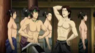 Hakuouki Physical Exam Scene