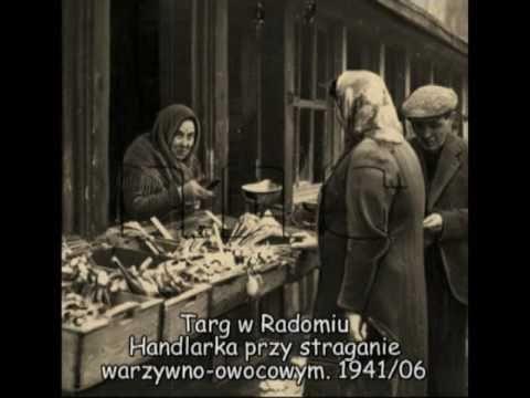 Radom W Okresie Hitlerowskiej Okupacji